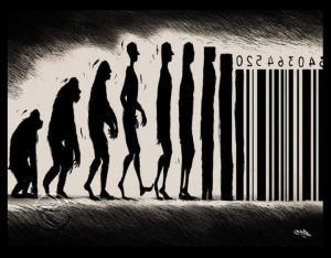 evolution to consumerism