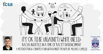 It's okay to be against whiteness