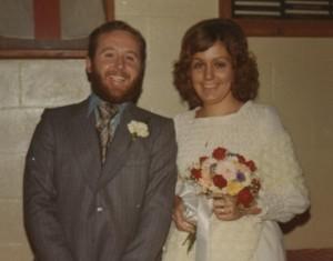 mary terry wedding
