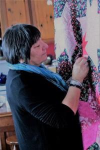 Alice Williams Artist at Work