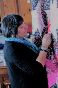 Alice Williams Artist at Work