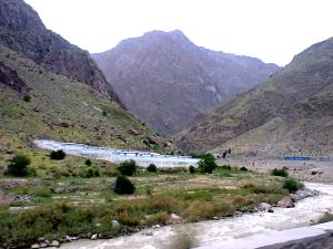 Kabul nangarhar high way