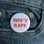 don't rape
