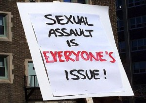 sexual assault is everyone's issue